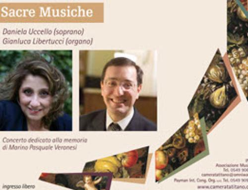 XVII Rassegna Musicale d'Autunno – Concerto di Musiche Sacre 30.10.2015